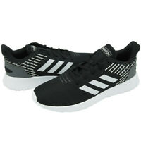 Adidas Asweerun Men's Running Shoes Training Sneakers Casual Black EG3182
