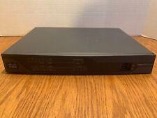 Cisco modem router model 890