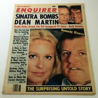 VTG National Enquirer Magazine February 10 1981 Frank Sinatra / Kennedy Divorce