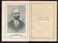 VENERABILE CONTARDO FERRINI PENSIERI E PREGHIERE EDITRICE VITA E PENSIERO 1931