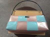 Gucci Accessory Pouch Makeup Bag Mini Purse Pink And Blue