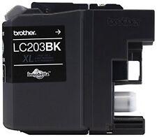 Paquete De Cartuchos De Tinta Para Impresora Lc2033pks Negro