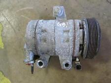 06-07 PONTIAC TORRENT AC Air Conditionig A/C Cooling Compressor HVAC System