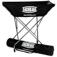 Tachikara Hammock Style Portable Ball Cart in Black Bc-Ham-Black New