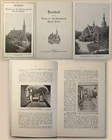Denkschrift über den Neubau der Auferstehungskirche Dresden-Plauen 1908 - xz