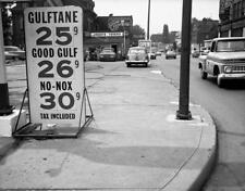 Photo. 1963-4. Pittsburgh, Pennsylvania. Baum Blvd & Morewood Ave