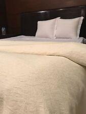 Coton Hôtel De Luxe Qualité Jacquard Lit Couverture Couvre-lit Jeter Super Doux