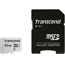 For Galaxy Note 10 8 9 Plus 32GB MEMORY CARD TRANSCEND HIGH SPEED MICROSD CLASS