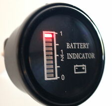 48 Volt Battery Discharge Indicator Golf Carts Forklifts and any 48 Volt Systems