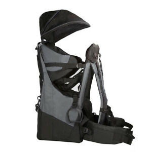 ClevrPlus Deluxe Adjustable Baby Carrier Outdoor Light Hiking Child Backpack