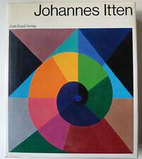 Johannes Itten, Kunst, Moderne Kunst, Johannes Itten Werke und Schriften.
