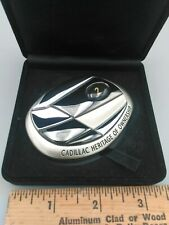 Cadillac Heritage of Ownership Medallion Grille Emblem #2 With Box
