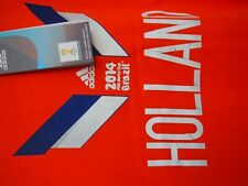 ADIDAS WM 2014 HOLLAND SHIRT WM ORANGE T-SHIRT  Fussballshirt M
