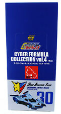 Cyber Formula Collection Vol.4 (TV Version) Vehicle 5-Pack