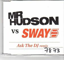 (FT564) Mr Hudson VS Sway, Ask The DJ Remix - 2007 DJ CD