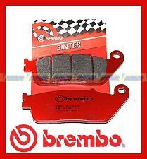 Pastillas Brembo Sint Ant. Daelim 125-Honda VT 750 Sombra/Black Ventana 07HO41SA