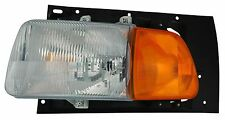 STERLING TRUCK AT9522 A9522 1998-2010 LEFT DRIVER HEADLIGHT HEAD LAMP LIGHT