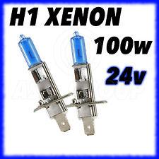 Xenon Bulbs H1 100w 24v Atkinson Foden Hiab LDV Scania