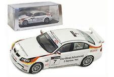 Spark S2503 BMW 320si #7 WTCC 2009 - Jorg Muller 1/43 Scale