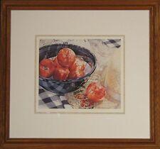 """Barbara Benedetti Newton limited edition colored pencil still life: """"Abundance"""""""