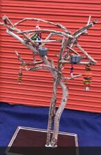 Multi Bird Parrot Perch Tree - Good For 1-3 Birds .Great Looking And Sturdy !