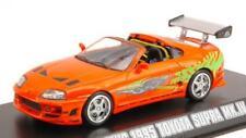 Toyota Supra Mkiv Cabriolet 1995 Fast & Furious I GREENLIGHT 1:43 GREEN86202