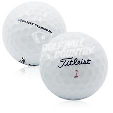 48 Titleist NXT Tour Near Mint AAAA Used Golf Balls - FREE Shipping
