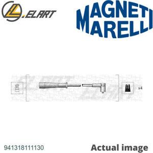 IGNITION CABLE KIT SET FOR RENAULT DACIA MEGANE I COACH MAGNETI MARELLI