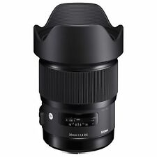 Sigma Camera Lenses for Canon EOS
