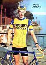 MARCEL LAURENS Team IJSBOERKE COLNER Signed Autographe cycling Signé ciclismo