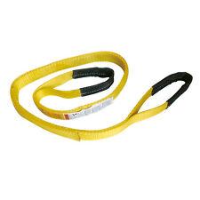 1 X 3 Polyester Lifting Sling Eye Amp Eye 2 Ply Tow Strap