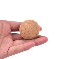 36mm cork solid wood wooden Table soccer table football balls baby football en