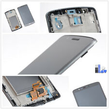 LG Optimus G3 D855 Display schwarz grau LCD Touchscreen Glas Digitizer Rahmen