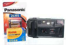 "Yashica T3 super mit Carl Zeiss T* Tessar 2,8/35mm ""Adlerauge"" Film Batterie"