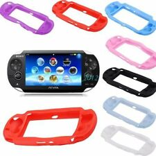 Protective Silicone Skin Case Cover for Sony Playstation PS VITA Fat 1000 series