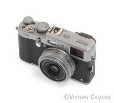 Fujifilm Fuji X100S 16mp Camera w/ 2 Batteries (91113-1)