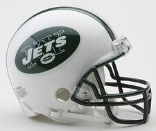 NEW YORK JETS NFL Riddell VSR-4 ProLine Mini Football Helmet
