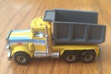 Vintage 1981 Matchbox Peterbuilt Quarry Truck #30