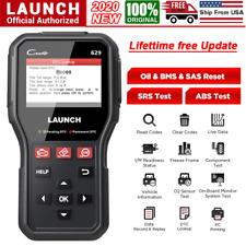 Car Fault Code Reader Engine ABS SRS Airbag Reset Diagnostic Tool OBDII Scanner