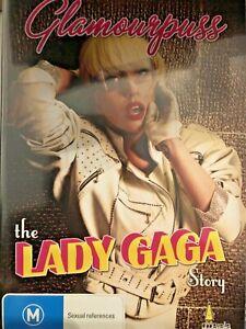 Glamourpuss: The Lady Gaga Story (2011, DVD) Region 4 Aus