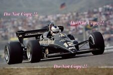Nigel Mansell Lotus 95T Dutch Grand Prix 1984 Photograph 1