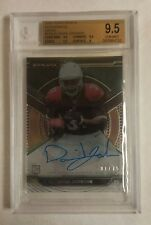2015 TOPPS STRATA DAVID JOHNSON RC AUTO!! BGS 9.5!! FIRST ONE!! 1/1??