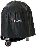 Landmann Quality Wetterschutzhaube R, Schwarz