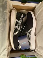 New Asics Women's GEL-Torrance 2 Size 7.5 Black/White  Running Shoes