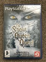 PlayStation 2: The Snow Queen Quest (Excellent Factory Sealed Condition) UK PAL