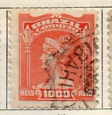 Brazil 1906 Early Issue Fine Used 1000r. 113227