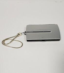 Canon Wordtank C50 Silver Electronic Dictionary Japanese Translator