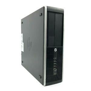 HP Compaq Elite 8300 SFF  i7-3770 CPU @ 3.40GHz 12GB DDR3 240GB SSD