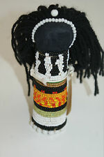 "South African Sangoma Doll 5"" Zulu w/Tag L#749"