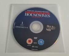 Desperate Housewives - Series 4 – Disc 1 - Eps 1-4 - Replacement DVD DISC ONLY